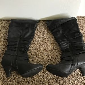 Shoes - Fashion High Heel Boots